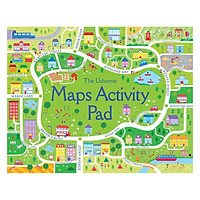 Usborne Maps Activity Pad