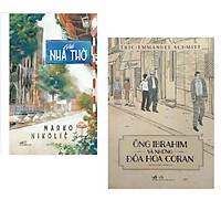 Combo 2 cuốn sách: Ông Ibrahim và những đóa hoa Coran + Phố nhà thờ