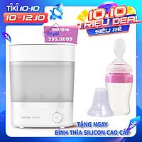Máy tiệt trùng bình sữa và sấy khô Philips Avent Starlight plus 293.00