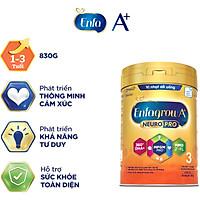 Sữa bột Enfagrow A+ NeuroPro 3 với 2'-FL HMO cho trẻ từ 1 – 3 tuổi – 830g