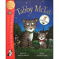 Tabby Mctat : Picture Book and CD Set (Story Game and Song)
