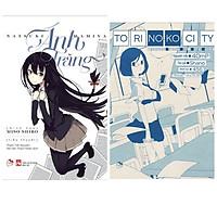 Combo Sách Văn Học Hay : Ánh Trăng + Torinoko City - Thành Phố Bị Bỏ Rơi ( Bộ 2 Cuốn / Tặng Kèm Postcard Green Life )