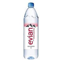 Nước khoáng tự nhiên Evian Pháp 1.25L - 3390452