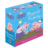 Peppa Pig - Family 4 Books