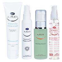 Bộ Chăm Sóc Da Nhờn Oily Skin Care Set A&Plus