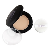 Phấn Phủ Trang Điểm Chống Nắng Cao Cấp The Rucy 3 In 1 Whitening Two Way Cake UV SPF 35++ (13g)