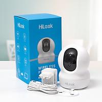 Camera Ip Wifi Quan Sát Trong Nhà HiLook Model P220, Độ Phân Giải 2.0Mpx, Ống Kính 4mm, Hỗ Trợ Cổng LAN - Chính Hãng