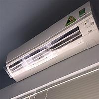 Tấm chắn điều hướng gió  máy lạnh, điều hòa treo tường trong suốt cao cấp
