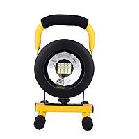 Đèn led sạc điện siêu sáng công suất lớn V2( BÓNG TRÒN CAO CẤP) -(Tặng 3 nút kẹp cao su giữ dây điện -màu ngẫu nhiên)