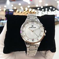 Đồng hồ nữ dây thép Daniel Klein DK12069 [Full Box] - Kính Mineral, chống xước, chống nước