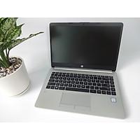 Laptop HP 348 G7 9PG79PA (Core i3-8130U/4Gb/256Gb SSD/14 inch/VGA ON/Dos/Silver)-NBHP134