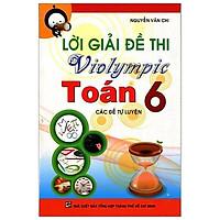 Lời Giải Đề Thi Violympic Toán - Lớp 6