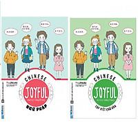 Combo Joyful Chinese - Vui Học Tiếng Trung - Ngữ Pháp Và Vui Học Tiếng Trung - Tập Viết Chữ Hán