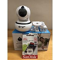 Camera yoosee thế hệ mới kèm thẻ nhớ 32gb - Hàng nhập khẩu