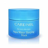 Mặt nạ ngủ dưỡng ẩm Care:nel Aqua Water Sleeping Mask