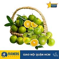 [Chỉ Giao HCM] - Cam xoàn Tiền Giang Global Gap (1KG) - Vỏ màu vàng, mọng nước, ngọt đậm, ít chua