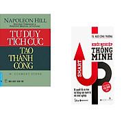Combo 2 cuốn sách: Tư Duy Tích Cực Tạo Thành Công + Khởi nghiệp thông minh
