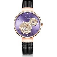 Đồng hồ đeo tay hiệu Alexandre Christie 2792LHBBRGR