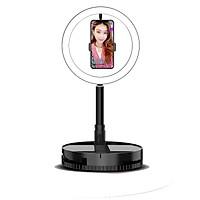 Bộ Đèn Livetream 26cm Kiểu Mới Gấp Gọn- Hàng Nhập Khẩu - Tặng remote Bluetooth