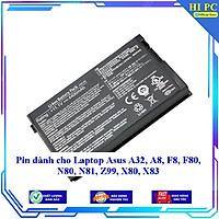 Pin dành cho Laptop Asus A32 A8 F8 F80 N80 N81 Z99 X80 X83 - Hàng Nhập Khẩu