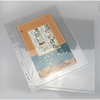Combo 10 miếng Phơi Đựng Tiền Giấy PCCB MINGT 1 ngăn trong suốt, xem được 2 mặt tờ tiền