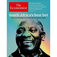 The Economist: South Africa's Best Bet - 17.19