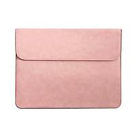 2021 Laptop Thời Trang Nữ Tay Macbookair Bảo Vệ Laptop Túi PU Lót Túi Macbook Cover 13 Inch Dọc Ngang Phần