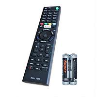 Remote Điều Khiển Dành Cho Smart TV, Internet TV, TV Thông Minh SONY L1275 Grade A+ (Kèm pin AAA Maxell)