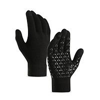 Fun Winter Touch Screen Knitted Gloves Non-slip Thicken Warm Winter Gloves Mittens for Man and Woman