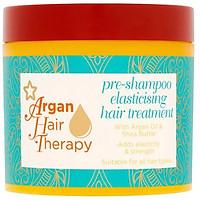 Ủ tóc Superdrug Argan Hair Therapy Pre Shampoo Elasticising Hair Treatment 200ml