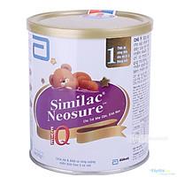 Combo 4 Lon Sữa Bột Abbott Similac Neosure IQ (370g)