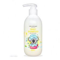 Dầu gội em bé Organique Baby Shampoo