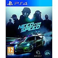 Đĩa Game Ps4: Need For Speed Rival - Hàng Nhập Khẩu