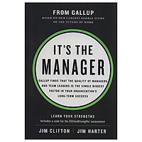 It's the Manager