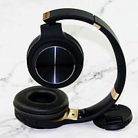 Tai nghe Bluetooth j880-Xoay 180-Gấp Cực Kì Gọn-Màu đen