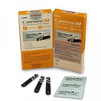 Que thử đường huyết CareSens N (vỉ 25 que) - thương hiệu Hàn Quốc