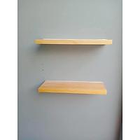 Kệ gỗ treo tường – Trang trí cho phòng đẹp và hiện đại - dài 60cm - 1 chiếc