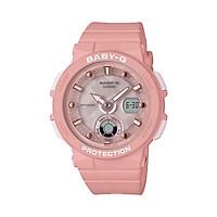 Đồng hồ nữ dây nhựa Casio Baby-G chính hãng BGA-250-4ADR