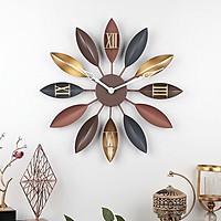 Đồng hồ treo tường hình bông hoa - DHHBH02