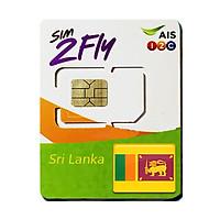Sim  Sri Lanka 4G Tốc Độ Cao