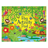 Usborne Big Tear-off Pads: Big Activity Pad