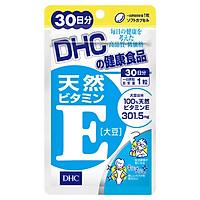 Viên uống DHC bổ sung Vitamin E gói 30 ngày