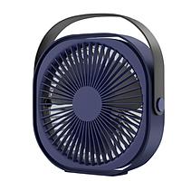 HÀNG CHÍNH HÃNG- Quạt để bàn mini YOOBAO M102 - Quạt sạc tích điện cao cấp-Góc xoay 360 độ- Thiết kế hiện đại, tiện dụng