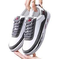 Giày Sneaker Pettino P012 Màu Trắng - Xám