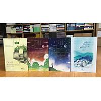Combo tiểu thuyết lãng mạn: Cà phê đợi một người + Tìm em giữa ngàn sao lấp lánh + Thế giới kết thúc dịu dàng đến thế (tặng kèm bookmark)