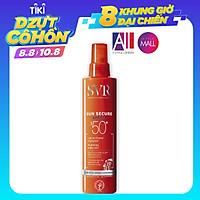 Xịt chống nắng SVR Sun Secure Spray với SPF50+ PA++++ 200ml (Nhập khẩu)