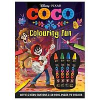 Disney Pixar Coco: Colouring Fun (Colouring Time Xtra 2 Disney)