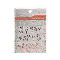 Miếng dán móng MISSHA Lovely Nail Design Sticker No.10