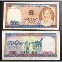 Tờ 100 đồng bao cấp 1981, tiền xưa Việt Nam sưu tầm