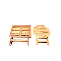 Bàn gỗ xếp gọn